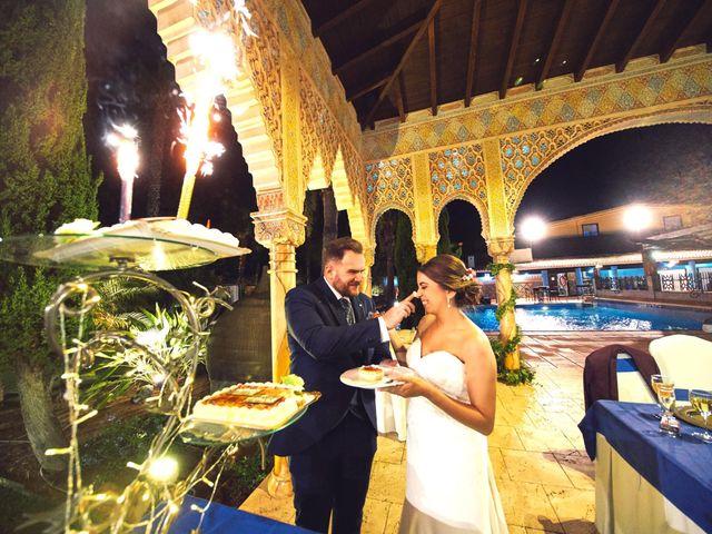 La boda de Juan José y Estrella en Alhaurin El Grande, Málaga 75