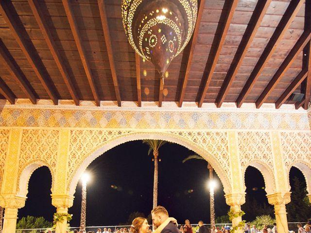 La boda de Juan José y Estrella en Alhaurin El Grande, Málaga 76