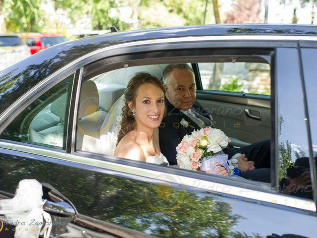 La boda de Óscar y Beatriz en Illescas, Toledo 12