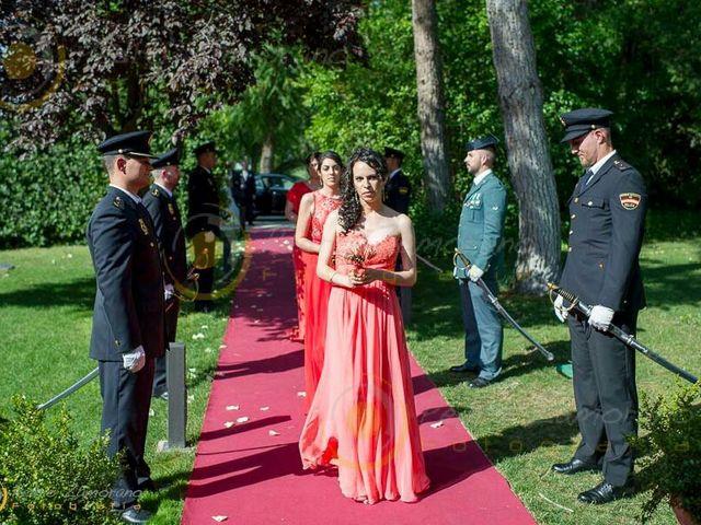 La boda de Óscar y Beatriz en Illescas, Toledo 13