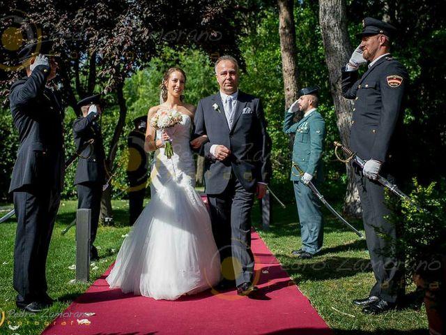 La boda de Óscar y Beatriz en Illescas, Toledo 14