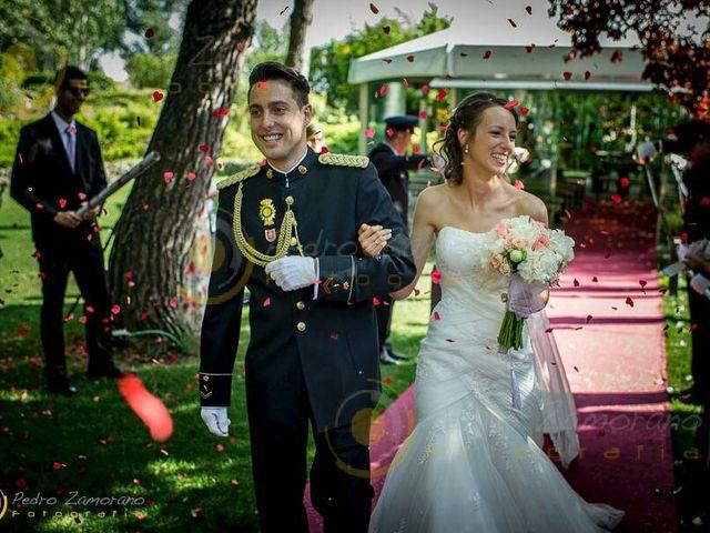 La boda de Óscar y Beatriz en Illescas, Toledo 20