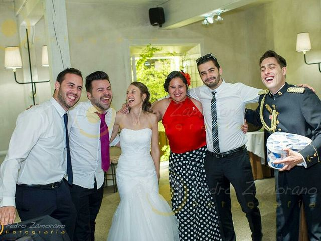 La boda de Óscar y Beatriz en Illescas, Toledo 37