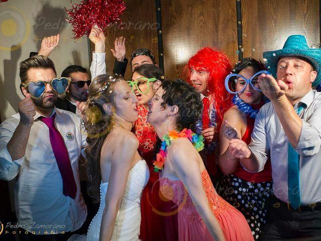 La boda de Óscar y Beatriz en Illescas, Toledo 45
