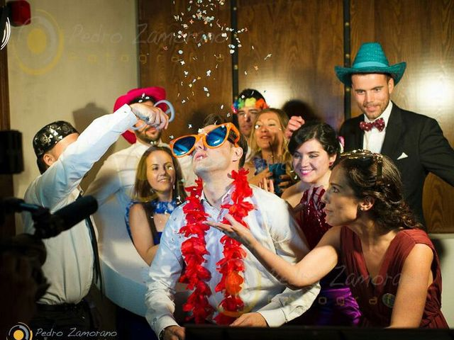 La boda de Óscar y Beatriz en Illescas, Toledo 46