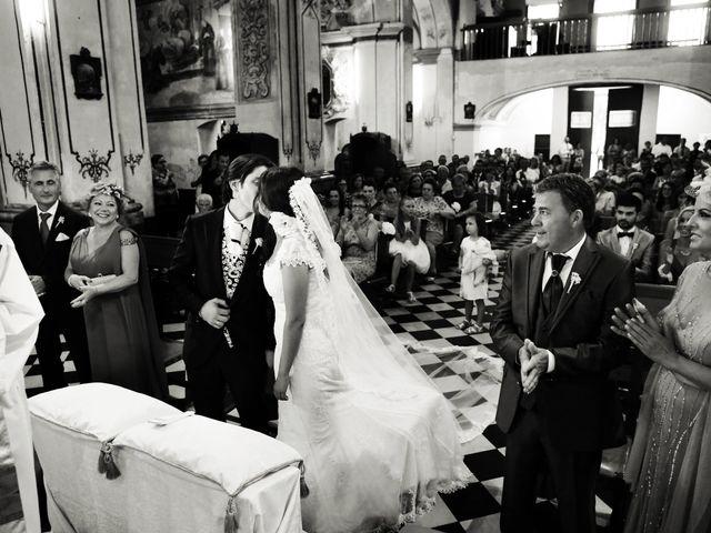 La boda de Yago y Merche en Elx/elche, Alicante 12