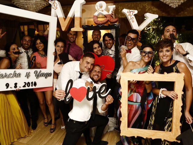 La boda de Yago y Merche en Elx/elche, Alicante 18