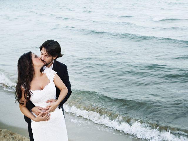 La boda de Yago y Merche en Elx/elche, Alicante 1