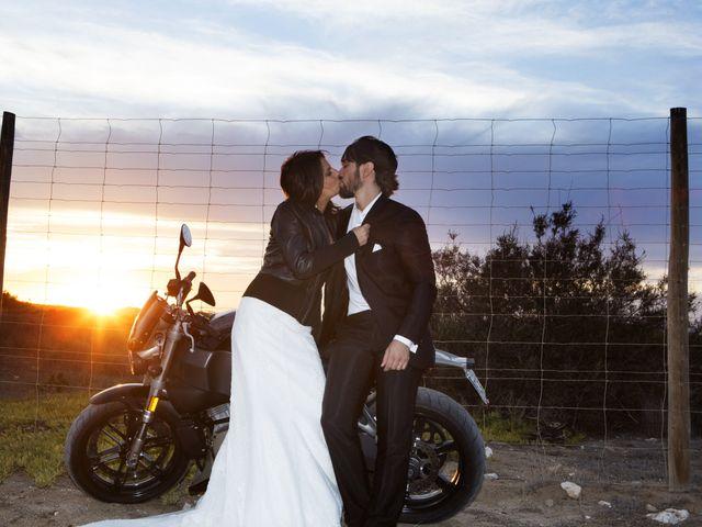 La boda de Yago y Merche en Elx/elche, Alicante 23