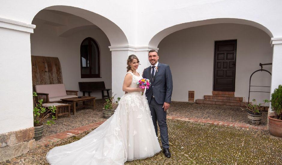 La boda de David  y Noelia  en León, León