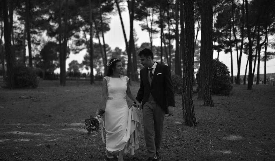 La boda de João y Ana en Almansa, Albacete