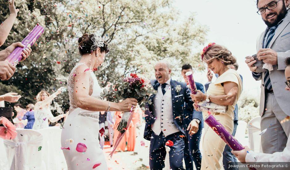 La boda de Antonio y Ruth en Jaén, Jaén