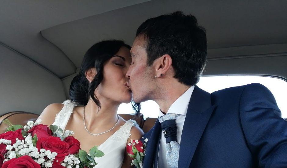 La boda de David y Silvia en El Puig, Barcelona