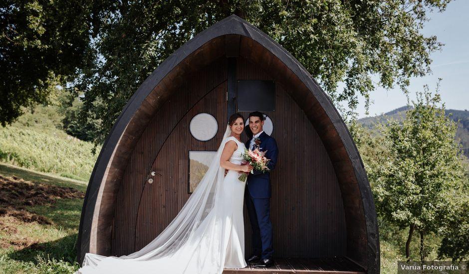 La boda de Kevin y Laura en Larrabetzu, Vizcaya