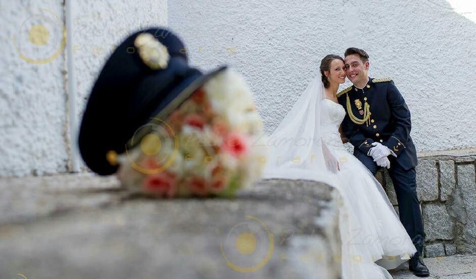 La boda de Óscar y Beatriz en Illescas, Toledo