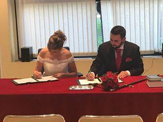 La boda de Fernanda y Misael
