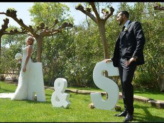 La boda de Shira y Alex
