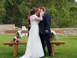 La boda de Maribel y Aitor
