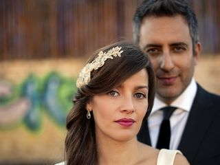 La boda de Ana y Luca