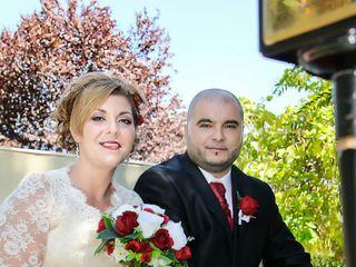 La boda de Oana y Daniel 1