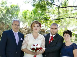 La boda de Oana y Daniel 2