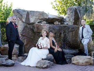 La boda de Oana y Daniel