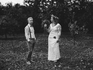 La boda de Valle y Juan