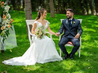 La boda de Raquel y Toni