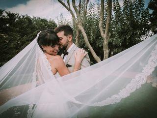 La boda de Javier y Elena