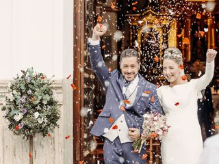 La boda de Sandra y Antonio