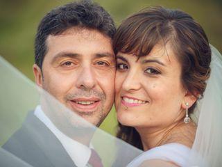 La boda de Mari Luz y Nikos