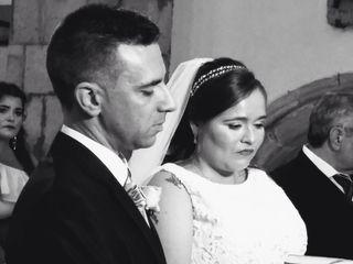 La boda de Raquel y Bruno