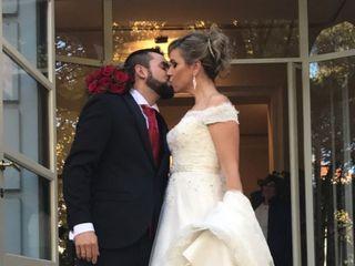 La boda de Fernanda y Misael 1