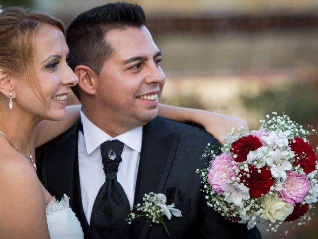 La boda de David y Sonia en Vallirana, Barcelona 10