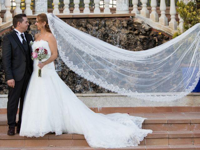 La boda de David y Sonia en Vallirana, Barcelona 11