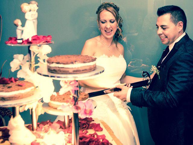 La boda de David y Sonia en Vallirana, Barcelona 13