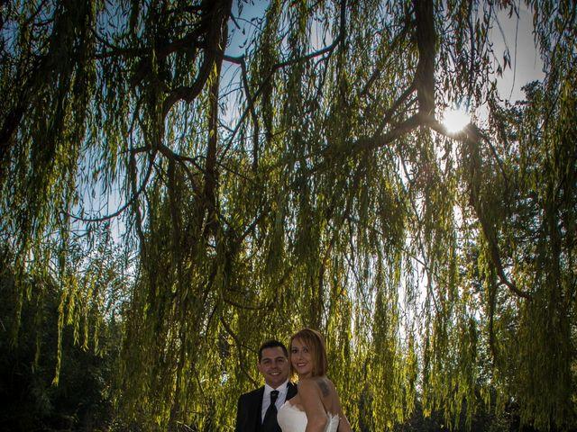 La boda de David y Sonia en Vallirana, Barcelona 15