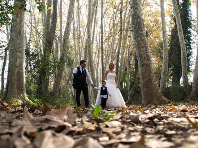 La boda de David y Sonia en Vallirana, Barcelona 19