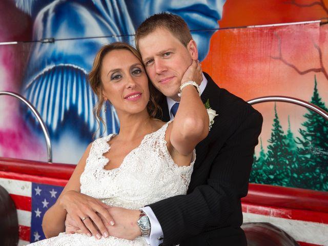 La boda de Paola y Ruben