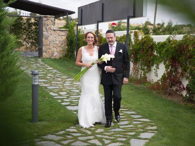 La boda de Ruben y Paola en Salamanca, Salamanca 12