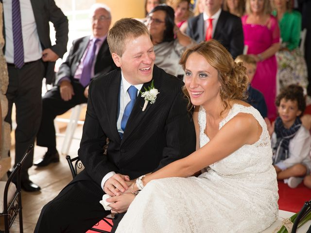 La boda de Ruben y Paola en Salamanca, Salamanca 14