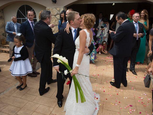 La boda de Ruben y Paola en Salamanca, Salamanca 15
