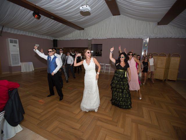 La boda de Ruben y Paola en Salamanca, Salamanca 17