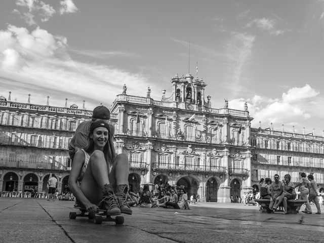 La boda de Ruben y Paola en Salamanca, Salamanca 20