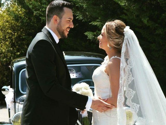 La boda de Alex y Shira en Sabadell, Barcelona 4