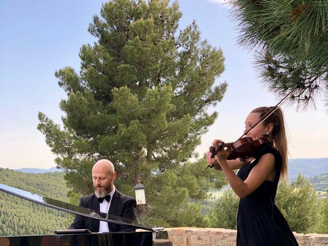 La boda de Aitor y Maribel en Rubio, Barcelona 1