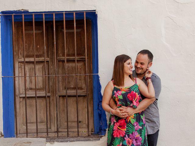 La boda de Miguel Angel y Miriam en El Puig, Valencia 1