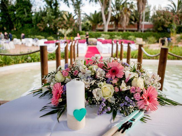 La boda de Miguel Angel y Miriam en El Puig, Valencia 35