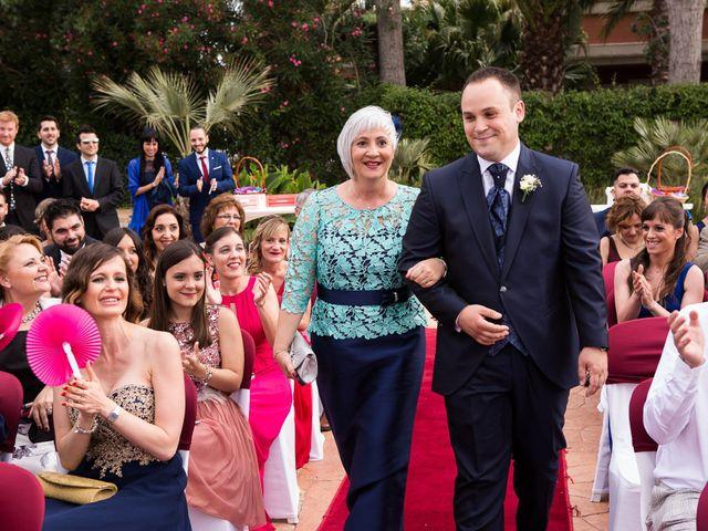 La boda de Miguel Angel y Miriam en El Puig, Valencia 36