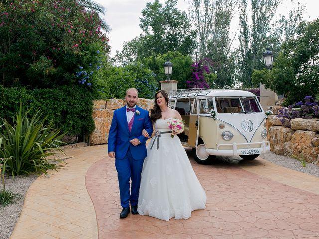 La boda de Miguel Angel y Miriam en El Puig, Valencia 38